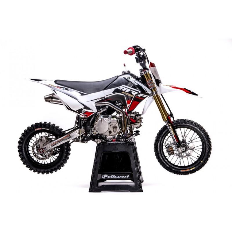 Chwalebne MRF 150Pro MX – German Pitbike HD79